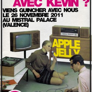 Flyer virtuel « Apple Jelly @Mistral Palace » …