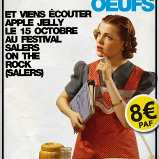 Flyer virtuel « Apple Jelly @Salers » …