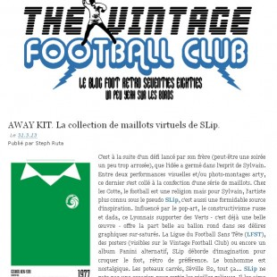 The Vintage Football Club …