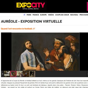 Auréole / Expo in the City …