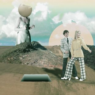 Jalousie morbide #jealous #couple #killer #egg #face #giant #color #knife #serial #flirting #johnlennon #survey #collage #lyon Eshop Sampad (link in bio)