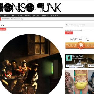 Dioniso Punk ..